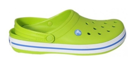 Crocs Originales Crocband Rosa C11016pw -