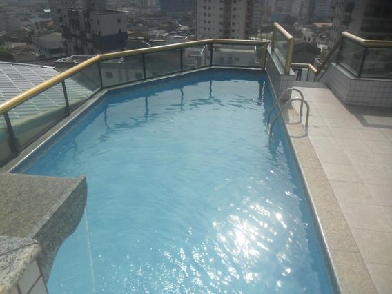 Apto 1 Dormitório 1suíte 1vga,sacada,piscina,caiçara,190 Mil