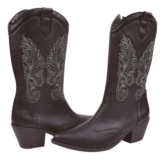 Bota Coturno Sapato Feminino Chiquiteira Chiqui/4071