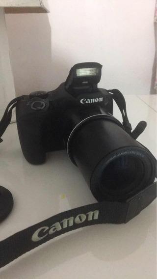 Câmera Profissional Com Nota Fiscal