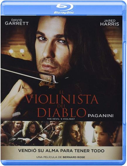 El Violinista Del Diablo David Garret Pagani Pelicula Bluray