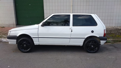 Fiat Uno Mille Economy Baixei Pra Vender Com Debitos--