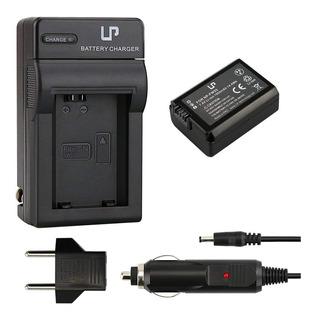 Para Sony Kit: Batería Y Cargador Np-fw50 - A6000 A6500 A630