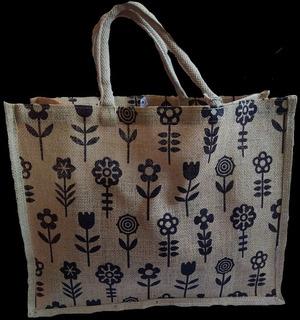 Bolsas Ecológicas Pack 10 Bolsas + Bolsa De Yute.