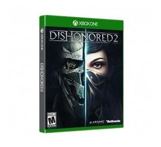 Dishonored 2 Para Xbox One Nuevo Sellado