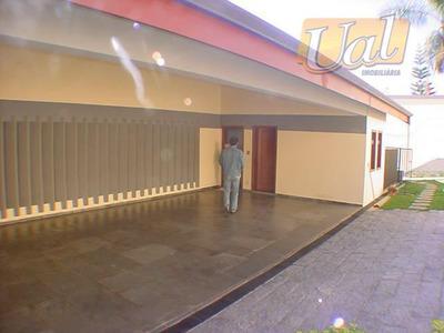 Casa Residencial À Venda, Vila Gardênia, Atibaia. - Ca0272