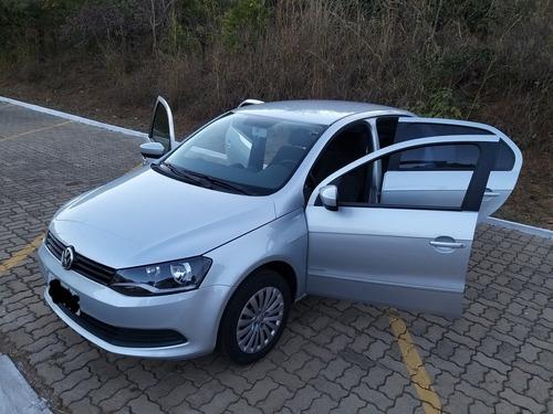 Imagem 1 de 15 de Volkswagen Voyage 2012 1.0 Vht Trend Total Flex 4p