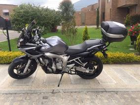 Yamaha Fz6 Fazer