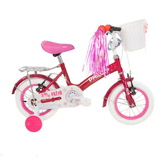 Bicicleta Philco R.12 Niña Patio 12f
