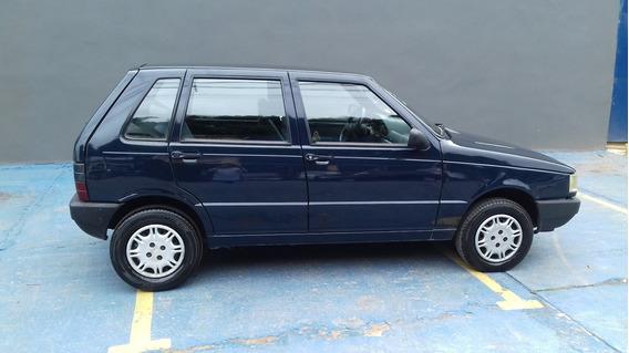 Fiat Uno Mille Fire 4 Portas 2003 Ótimo Estado $ 9900 Financ