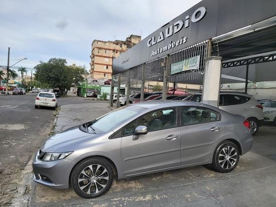 Honda / Civic Lxr 2.0 Flex Completo Automático