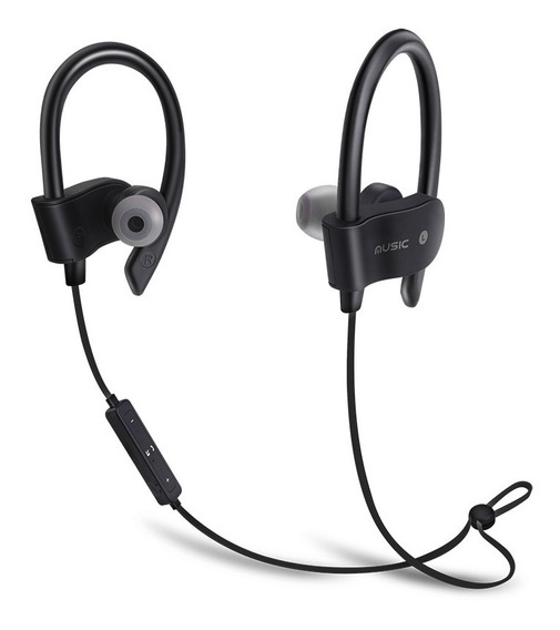 Fresco Preto Bluetooth Sports Headset 56s Não 4.1 Pendurado