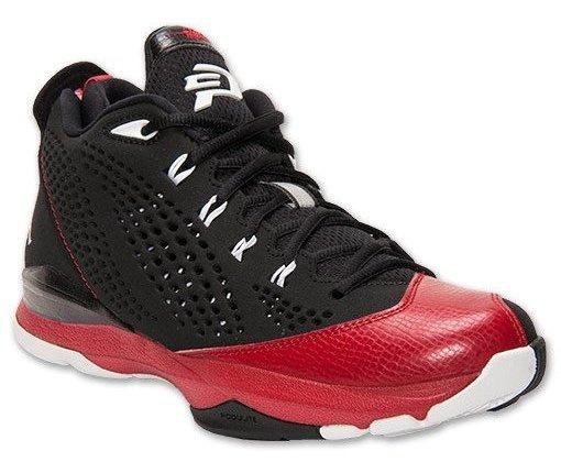 Tenis Jordan Cp3. Vll Negro 616805- 002 Original!