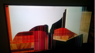 Vendo Smart Tv Ken Brown 40 - Pantalla Rota