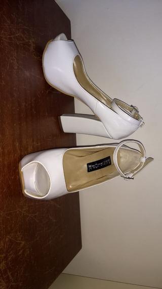 Zapatos De Mujer De Fiesta Penelope 37 (un Uso)