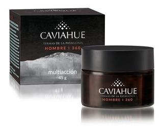 Caviahue 360 Hombres Crema Facial Multiaccion Antiedad 45g