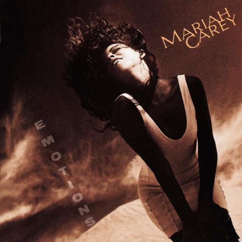 Mariah Carey Emotions Cd Original
