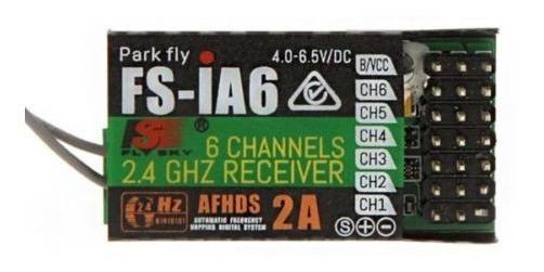 Receptor De Radio Control Flysky De 6 Canales 2.4 Ghz Fs-ia6