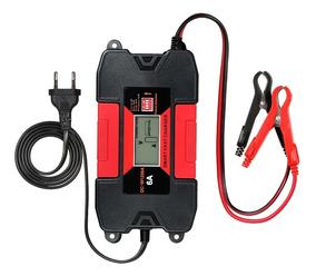Carregador Bateria Inteligente Rohs Do Carro 6a 12v Auo Com