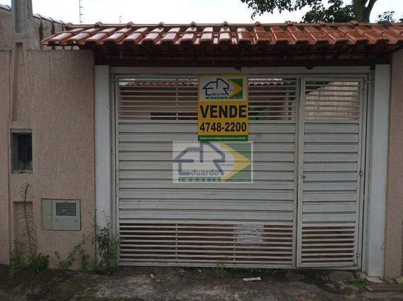 Casa Com 3 Dormitórios À Venda, 96 M² Por R$ 400.000 - Parque Suzano - Suzano/sp - Ca0241