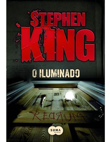 Livro: O Iluminado - Stephen King - Nf