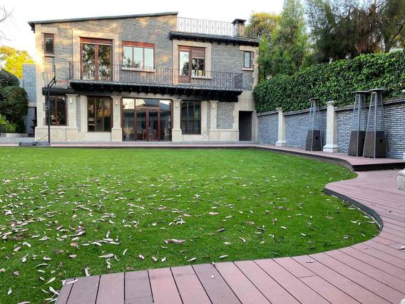 Casa 4 Recamaras 5½ Baños Salon De Fiestas Estudio Y Jardin