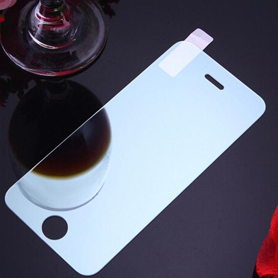 Temper Glass Film Protector Tela Para iPhone 7/8, Prateado