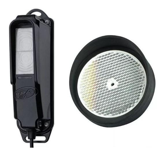 Sensor Fotocélula Anti Esmagamento Refletivo Ppa F10-r 8m