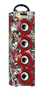 Parlante Kazz Ds0504 Bluetooth 15w Aux