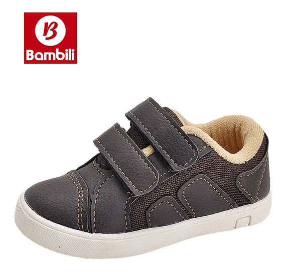 Tênis Infantil Bambili Casual Menino Masculino - C3144v.01