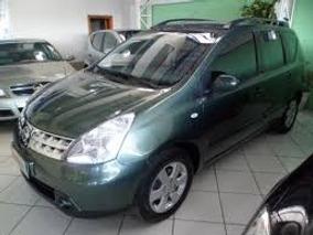 Nissan Livina 2011 1.6 S Flex 5p