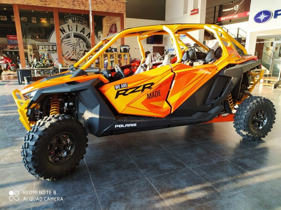 Polaris Rzr 1000 Edicion Especial Made 40% Y 24 Msi