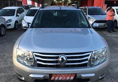 Renault Duster 1.6 Dynamique 4x2 16v Flex 4p Manual 2012/201