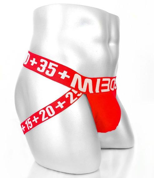 Jockstrap Suspensorios Estilo Tiras De Prohibición Levanta Gluteos Ropa Interior Hombre