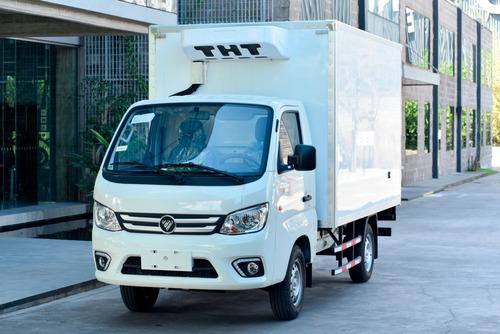Foton Tm1   Box Cargo Refrigerado