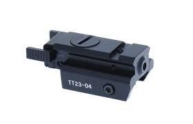 Mira Para Pistola Pistol Rail Tt23-04 Uso Airsoft