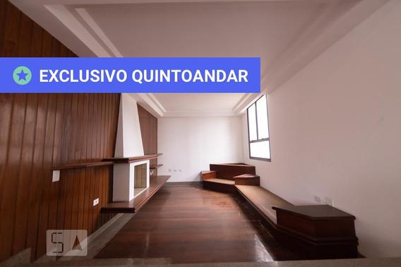 Apartamento No 6º Andar Com 4 Dormitórios E 4 Garagens - Id: 892964767 - 264767