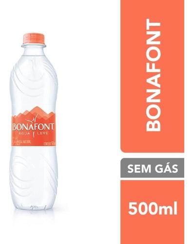 Bonafont Água Mineral Sem Gás 500ml
