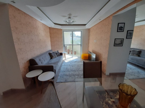 Imagem 1 de 21 de Apartamento 3 Quartos Santo André - Sp - Parque Jaçatuba - Rm350ap