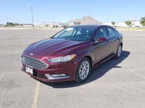 Ford Fusion Sin Definir 4p Se Hibrido Aut
