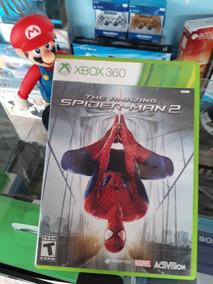The Amazing Spider Man 2 Xbox 360 Homem Aranha Seminovo