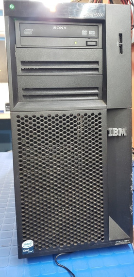 Servidor Ibm Xsystem 3500 Modelo 7977m2u - Raid - Xeon 2.83
