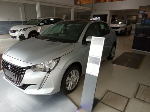 Peugeot 208 Active Tiptronic 1.6  Nv