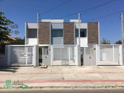 Casa Com 2 Dormitórios Para Alugar, 96 M² Por R$ 2.900/mês - Armação Do Pântano Do Sul - Florianópolis/sc - Ca1458