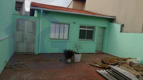 Imagem 1 de 7 de Casa Térrea Em Paulicéia  -  São Bernardo Do Campo - 4373