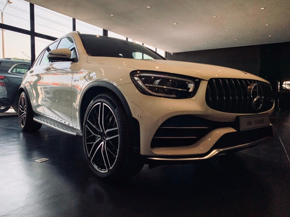 Mercedes Benz Amg Glc 43 4*4 At Wagon Blanca 2020 - 0km