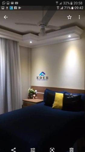 Apartamento - Jardim Europa (vila Xavier) - Ref: 3118 - V-3118
