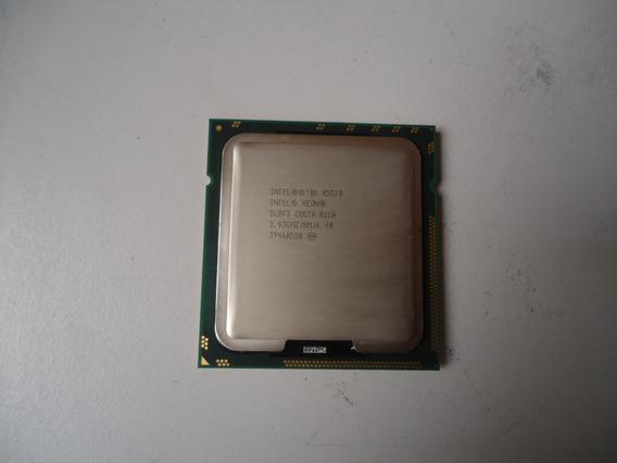Processador Intel Xeon X5570 2.93ghz/8m/6.40 Hp Dl380 G6