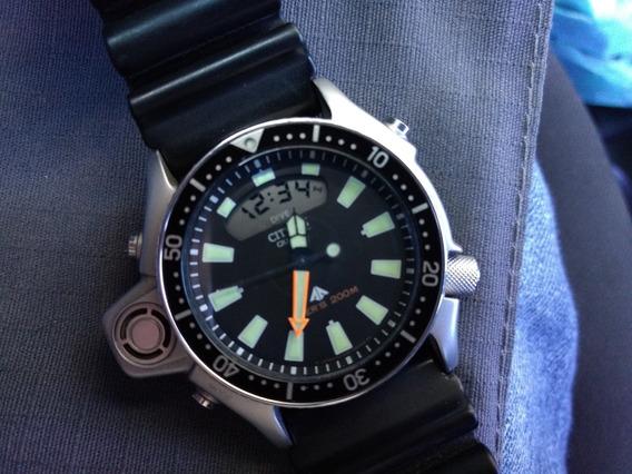 Relógio Citizen Aqualand Jp2000