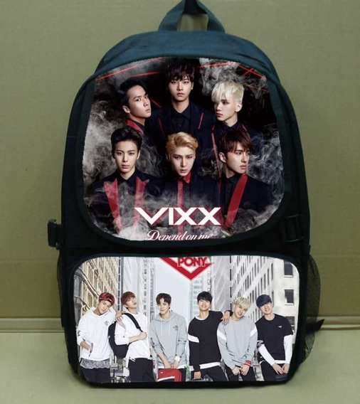 Mochila Escolar Vixx K-pop
